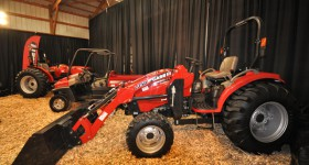 Case IH donates 2 tractors, utility vehicle, front loader to new Vincent Urban Ag program