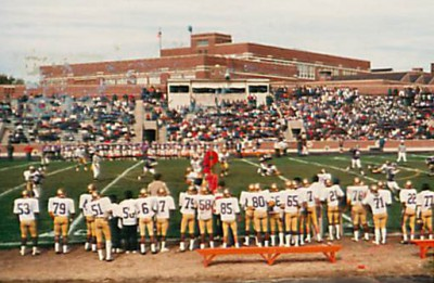 MPS' South Stadium in 1980 (Courtesy Mike Wetzel)