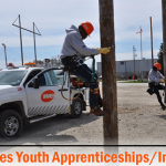 WE Energies recruiting day